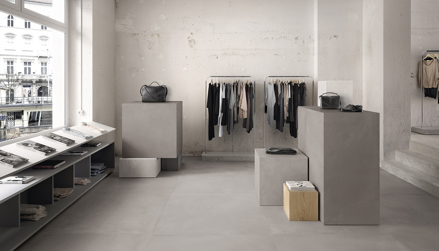 Tr3nd commercial gris madera 1321