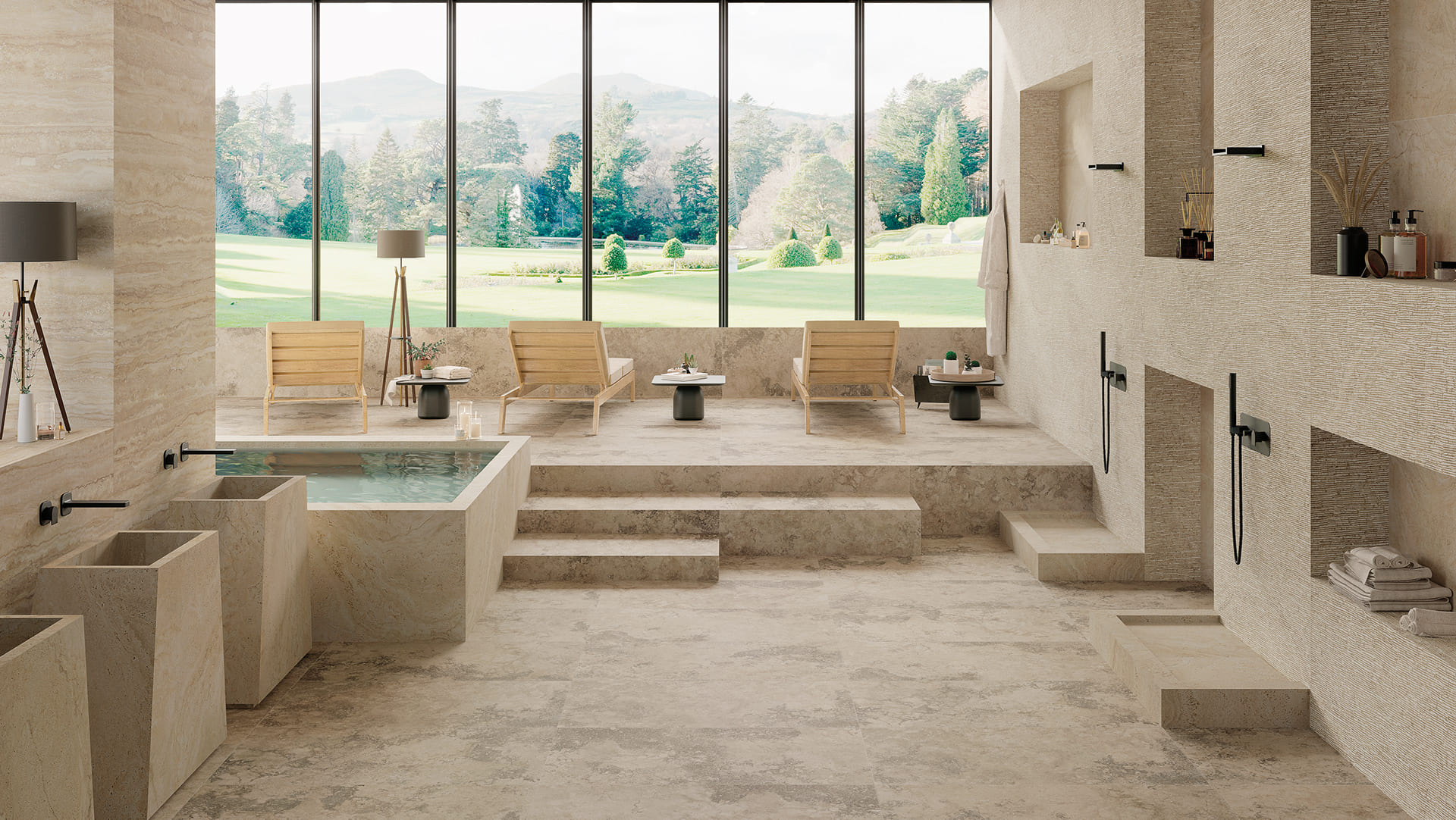 Unique Travertine by Provenza: video